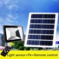 10w solar flood lights
