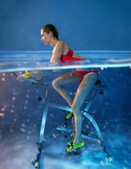 Swimming pool Water rider aquatic exercise bikes water aqua bicycle
