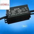 100w Dali dimming driver constant volt 12v/24v driver transformer SAA certifiati