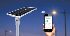 30W Solar street lighting