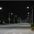 30W solar led street light with 6 Meter high Pole