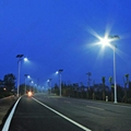 30W solar led street light with 6 Meter high Pole 3
