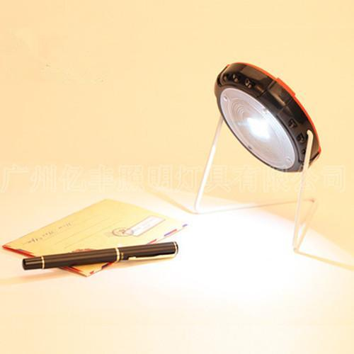 Portable reading camping support lamp lights