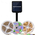 Solar led strip light