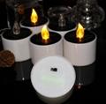 太陽能蠟燭燈