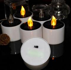 太阳能蜡烛灯