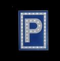 太陽能交通指示牌警示牌 5