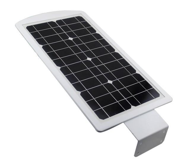 30W 一体化太阳能路灯 1