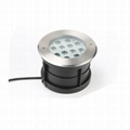 12watt led uplighter