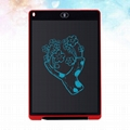"12"" Digital Electronic LCD Writing Drawing Pad Tablet Board  1"