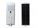 60w Integrated Solar led park pathway light