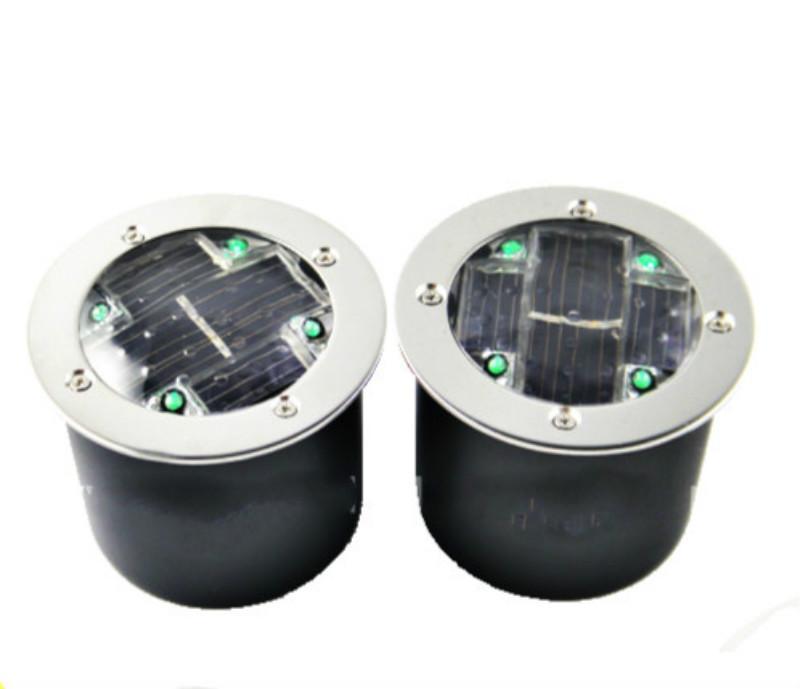 Buried solar uplighter  1