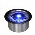 solar uplighter