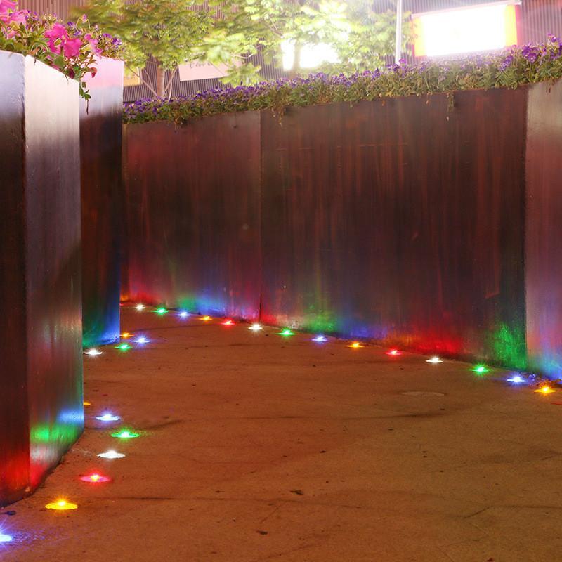 太陽能埋地燈 4