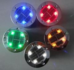 Solar led uplighter