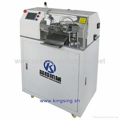 Full-automatic Coaxial Cable Stripping Machine