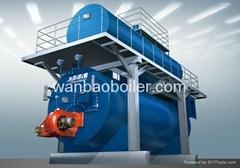 Boiler-WB-ZKX Vacuum Phase Change Heater