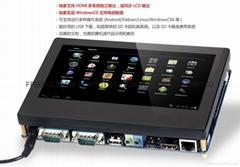 友善之臂Smart210監控版7寸電容屏S702/Tiny210V2/HDMI/Android4.0