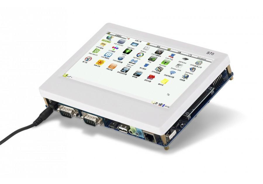 Tiny210 S5PV210 ARM Cortex-A8 +512MB DDR2 RAM+ 256MB SLC Flash Stamp Module CPU  1