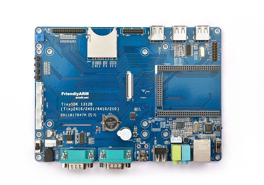 Tiny210 S5PV210 ARM Cortex-A8 +512MB DDR2 RAM+ 256MB SLC Flash Stamp Module CPU  2