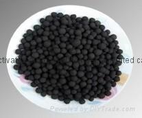 球狀活性炭
