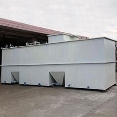 降解高COD高油重金屬工業廢水處理設備
