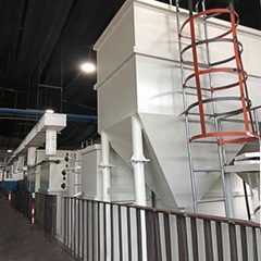 汽配厂机械清洗乳化油废水处理设备