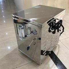 超声波微纳米气泡增氧曝气机一体化便携式