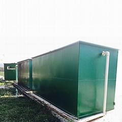 养猪场污水处理设备循环水中水回用设备