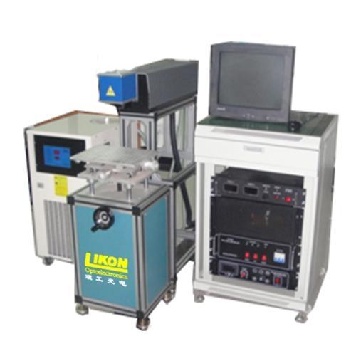 半导体泵浦激光打标机 2