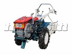 Walk behind tractor, Kubota type, Model MX81-2