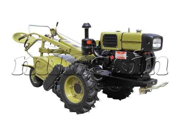 Tractor Tiller Product : Power tiller gn walking tractor hp model