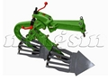 1LS-220C double share plough of walking