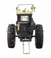 MX101B Walking Tractor