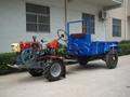 Transporting type walking tractor, model MX181YA