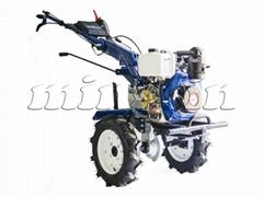 GT-8 / GT-9 Diesel Tiller