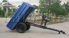 7C-0.5 trailer of tiller