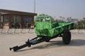 7C-1 trailer of walking tractor
