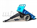 7C-1.5  trailer of walking tractor