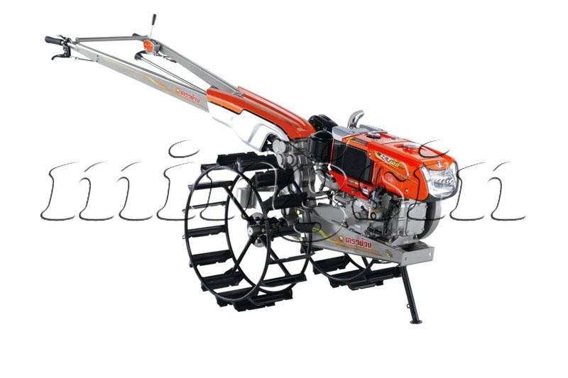 Hand tractor, Kubota type, power tiller, model NC131+