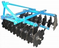 1BQX series light-duty disc harrow