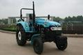 SH-850 / SH-854 tractor