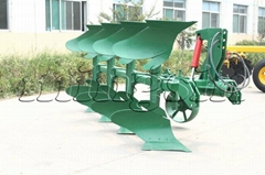 1LF series hydraulic reversible plough