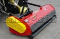 FLM series flail mower 2