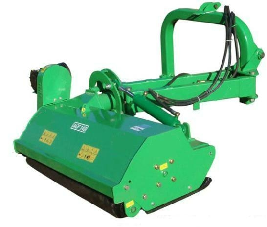 AGF series flail mower 2