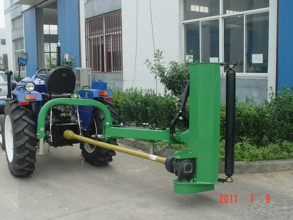 AGF series flail mower 1