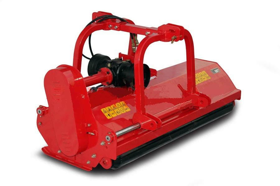 AGF series flail mower 4