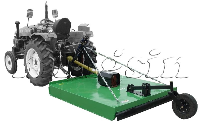 TM series topper mower 1
