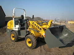 CS series wheel loader