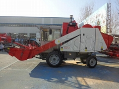 4LZ-2.0 Rice and Wheat Combine Harvester